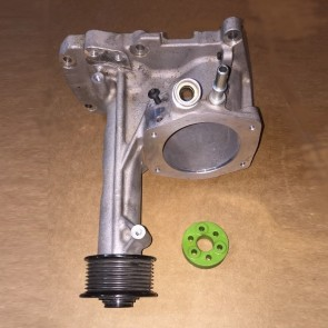 Rebuilt Land Rover Jaguar 5.0 TVS Supercharger Repair Snout Isolator w/ Vacuum Actuator  $150 Core In Price