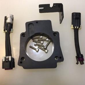 Phenolic North Star Throttle Body Adapter Gen 5 Supercharger Elec adapt Bracket